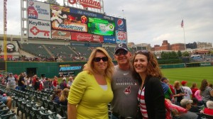 The last night I saw my brother alive: Aug. 10, 2013, at a Cleveland Indians Game in Ohio